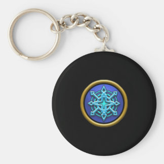 Wizard101 Ice School Keychain