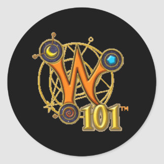 Wizard101 Logo Sticker