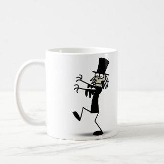 Wizard 101 Doodle Ghoul Basic White Mug