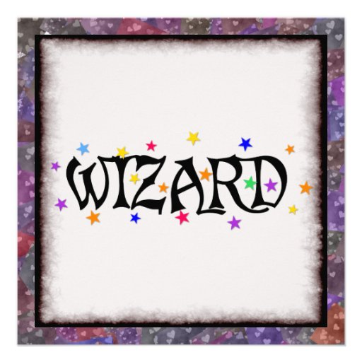 Wizard and Stars Announcement
