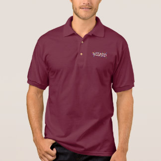 Wizard and Stars Polo Shirt