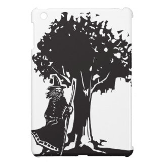 Wizard and Tree Case For The iPad Mini