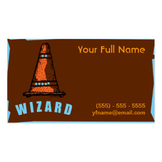 Wizard Card Business Cards