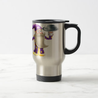 Wizard chef or cook coffee mugs