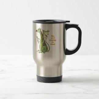Wizard Dragon Mugs