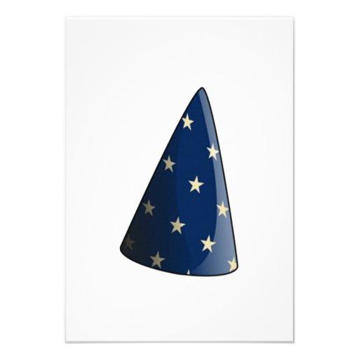 Wizard Hat Custom Announcements
