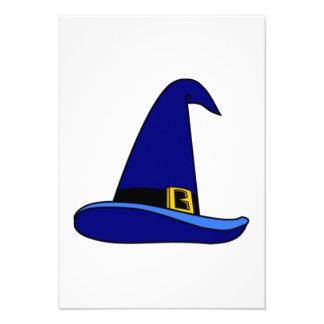 Wizard Hat Invitations