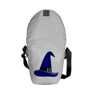 Wizard Hat Messenger Bags