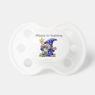 Wizard In TraiNing Pacifier