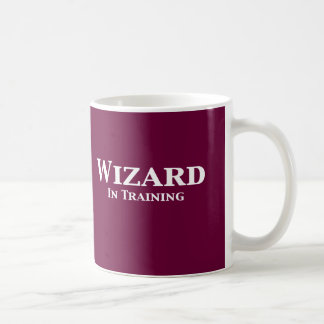 Wizard In Training Gifts Mug