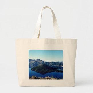 Wizard Island Canvas Bag