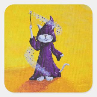 Wizard Kitty - Sticker