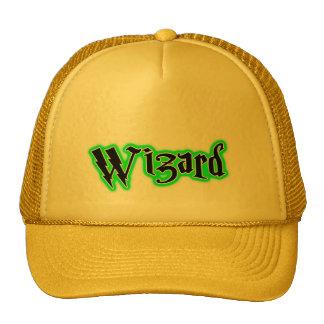 Wizard, Magic Spells Trucker Hat