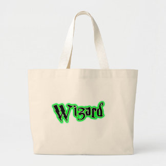 Wizard - Magic Witch Wicca Humor Canvas Bag