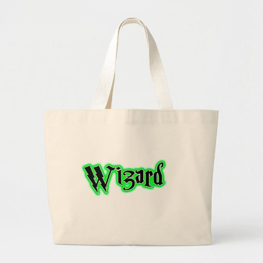 Wizard - Magic, Witch, Wicca Humor Canvas Bag