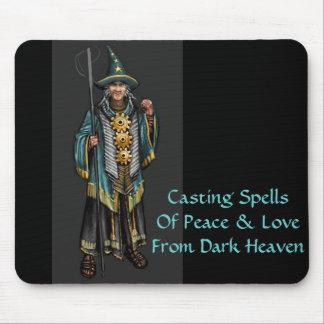 Wizard of Dark Heaven - Collector Mousepad