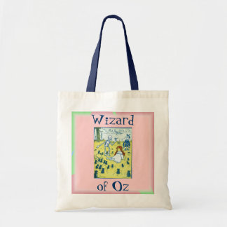 Wizard of Oz Tote Bags