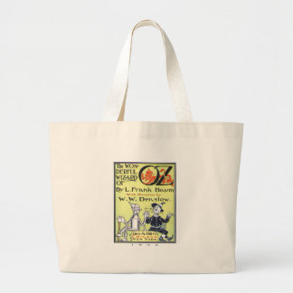 Wizard of Oz Canvas Bag