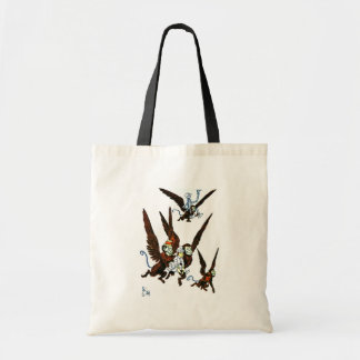 Wizard of Oz Budget Tote Bag