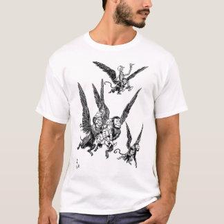 Wizard of Oz Flying Monkeys T-Shirt