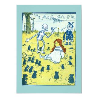 Wizard of Oz Personalized Invitation