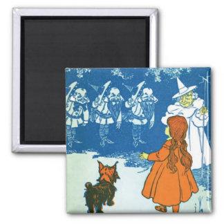 Wizard of Oz Fridge Magnet