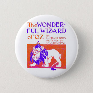 Wizard of Oz Original 6 Cm Round Badge