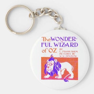 Wizard of Oz Original Key Ring