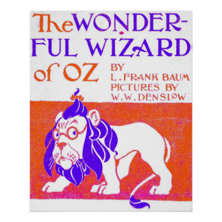 Wizard of Oz Original Poster