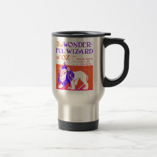 Wizard of Oz Original Travel Mug