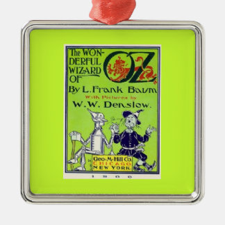 Wizard of Oz ornaments