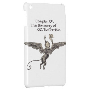 Wizard of Oz - Oz the Horrible Vintage Case For The iPad Mini