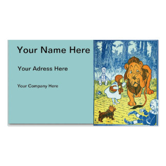 Wizard of Oz Pack Of Standard Business Cards
