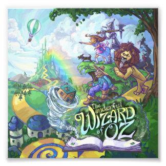 Wizard of Oz Photo Print