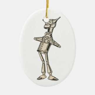 Wizard of Oz Tin Man Christmas Ornament