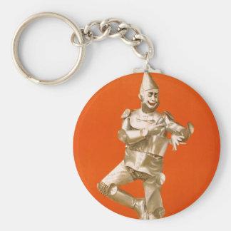Wizard Of Oz Tin Man Keychains
