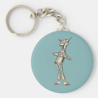 Wizard of Oz Tin Man Key Ring
