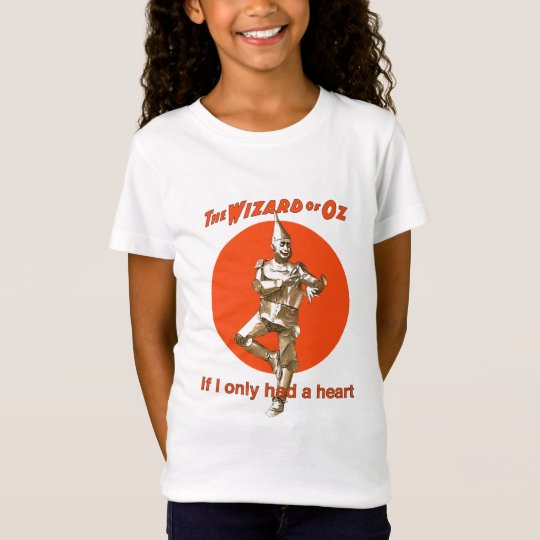 Wizard of Oz Tinman Heart T-Shirt