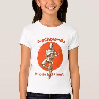 Wizard of Oz Tinman Heart Tee Shirt