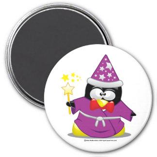 Wizard Penguin Magnet