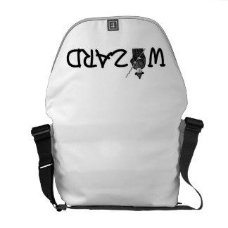 Wizard Rickshaw Messenger Bag