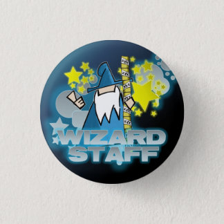 Wizard Staff Button