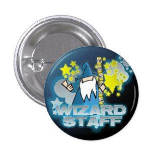 Wizard Staff Button
