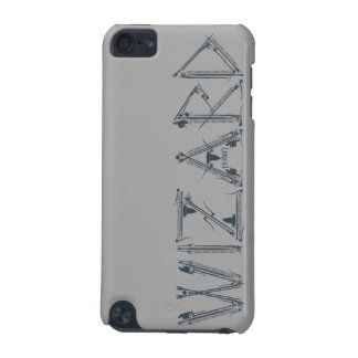 Wizard Weapon Collage iPod Touch 5G Covers