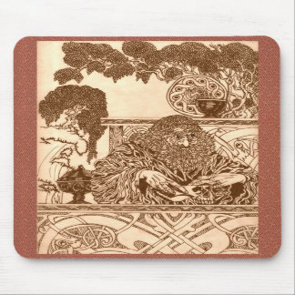 Wizard Woodland Mouse Pads