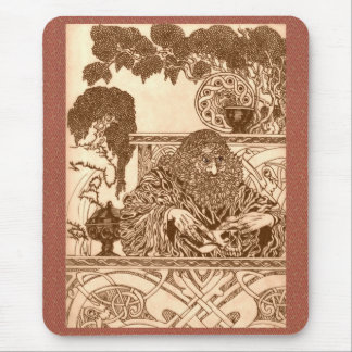 Wizard Woodland Mouse Pad