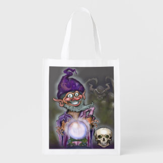 Wizard Grocery Bags