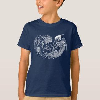 Wizards' Duel (Dark) Gamer Graphic T-Shirt