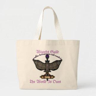 Wizards Guild Jumbo Tote Bag