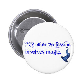 Wizards Profession Pins